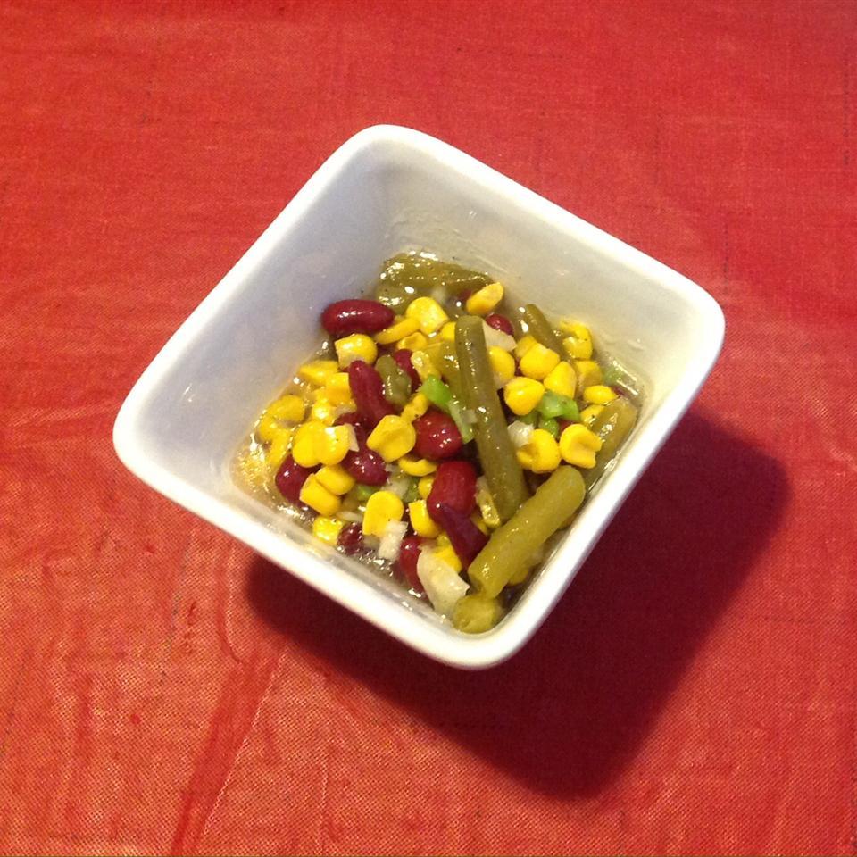 Summer Bean Salad II Carol Nolan Olmstead