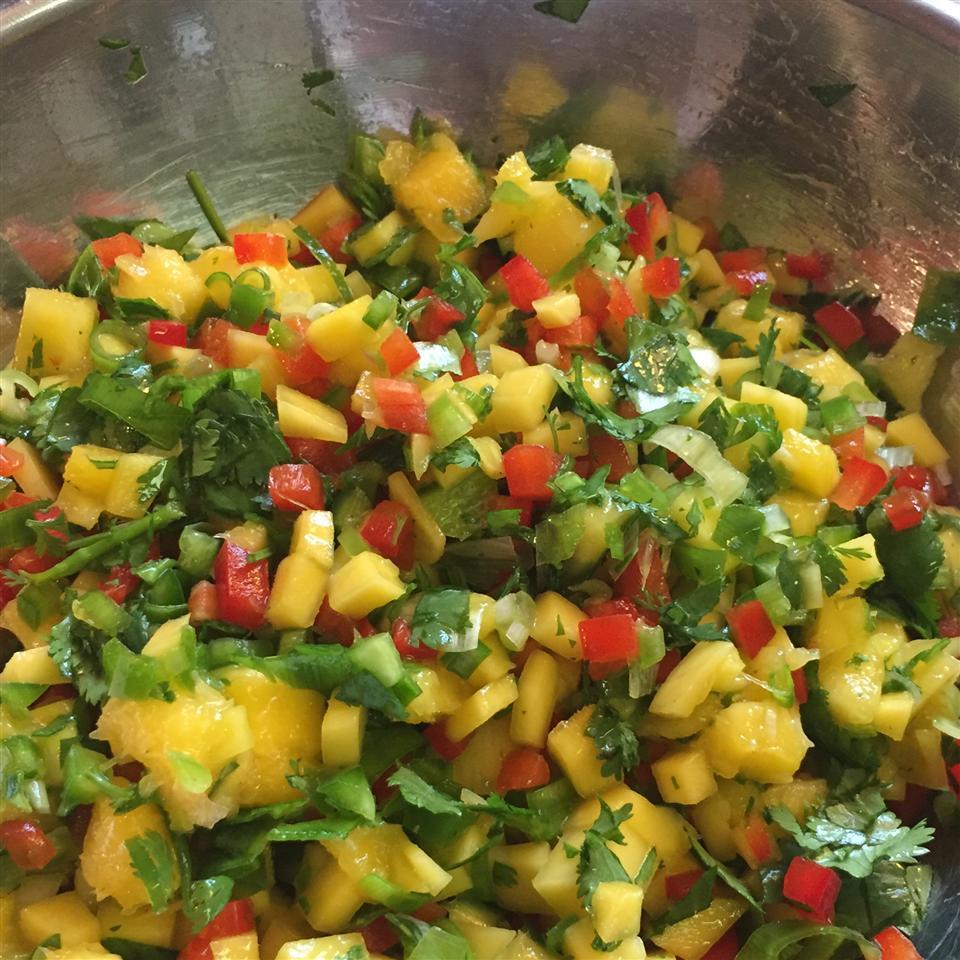 Mango Salsa cakesbytab