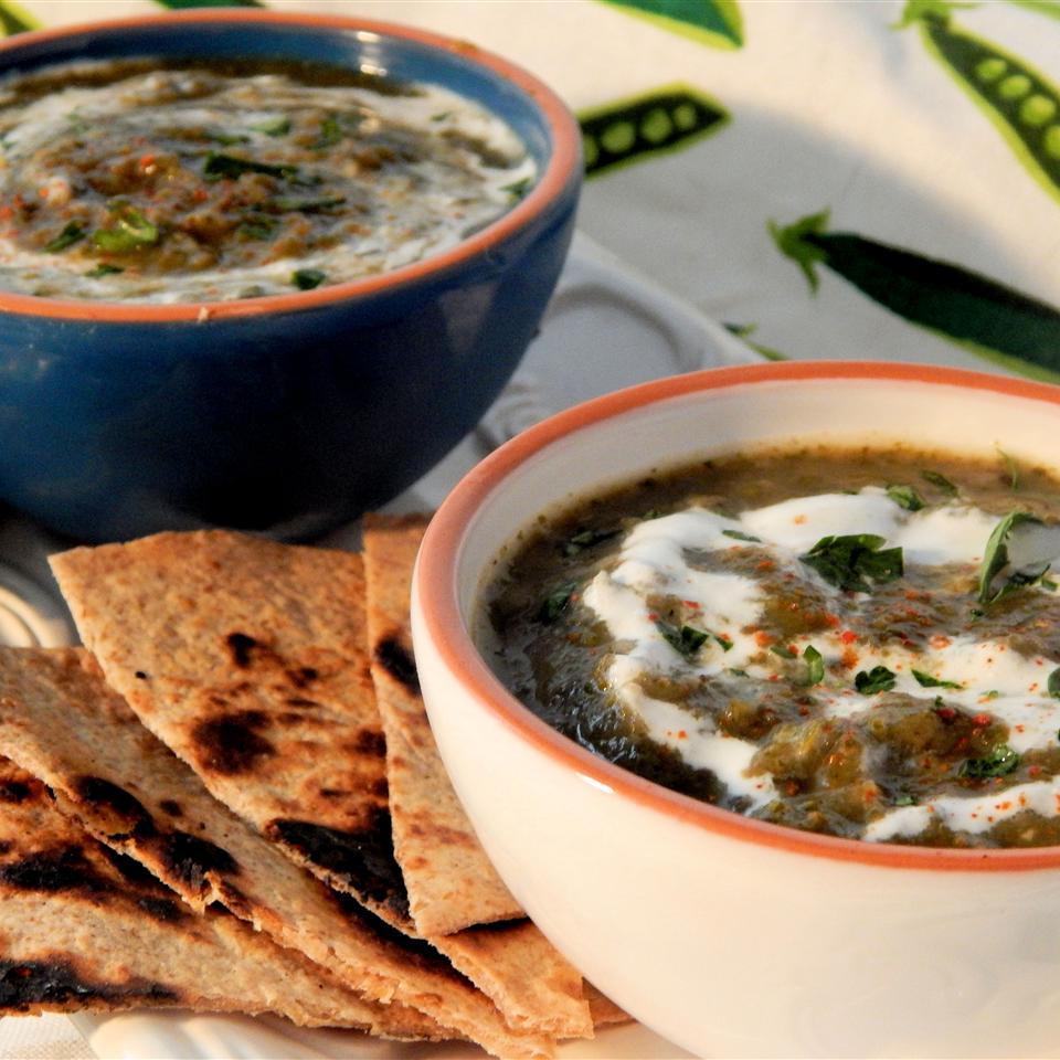 Green Squash Soup