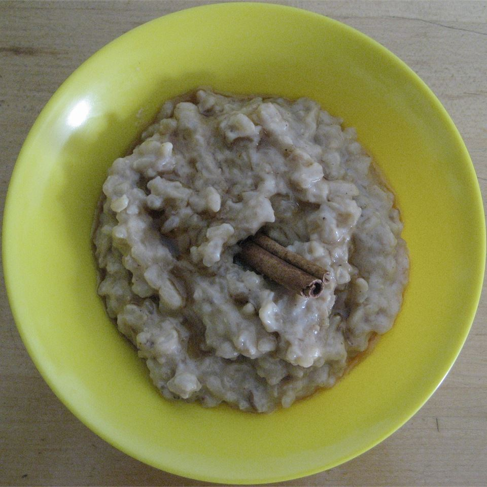 Brown Rice Breakfast Porridge RUBES1