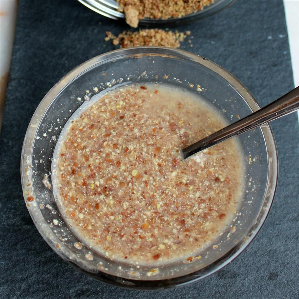 Ground Flax Egg Substitute