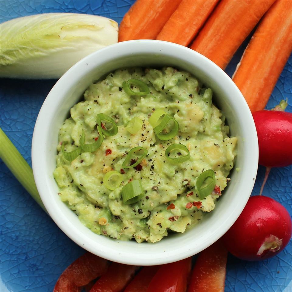 Easy and Delicious Avocado Dip image