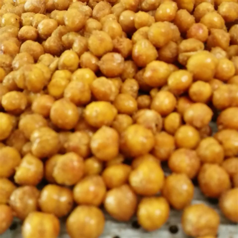 Crunchy Spiced Chickpeas Jan
