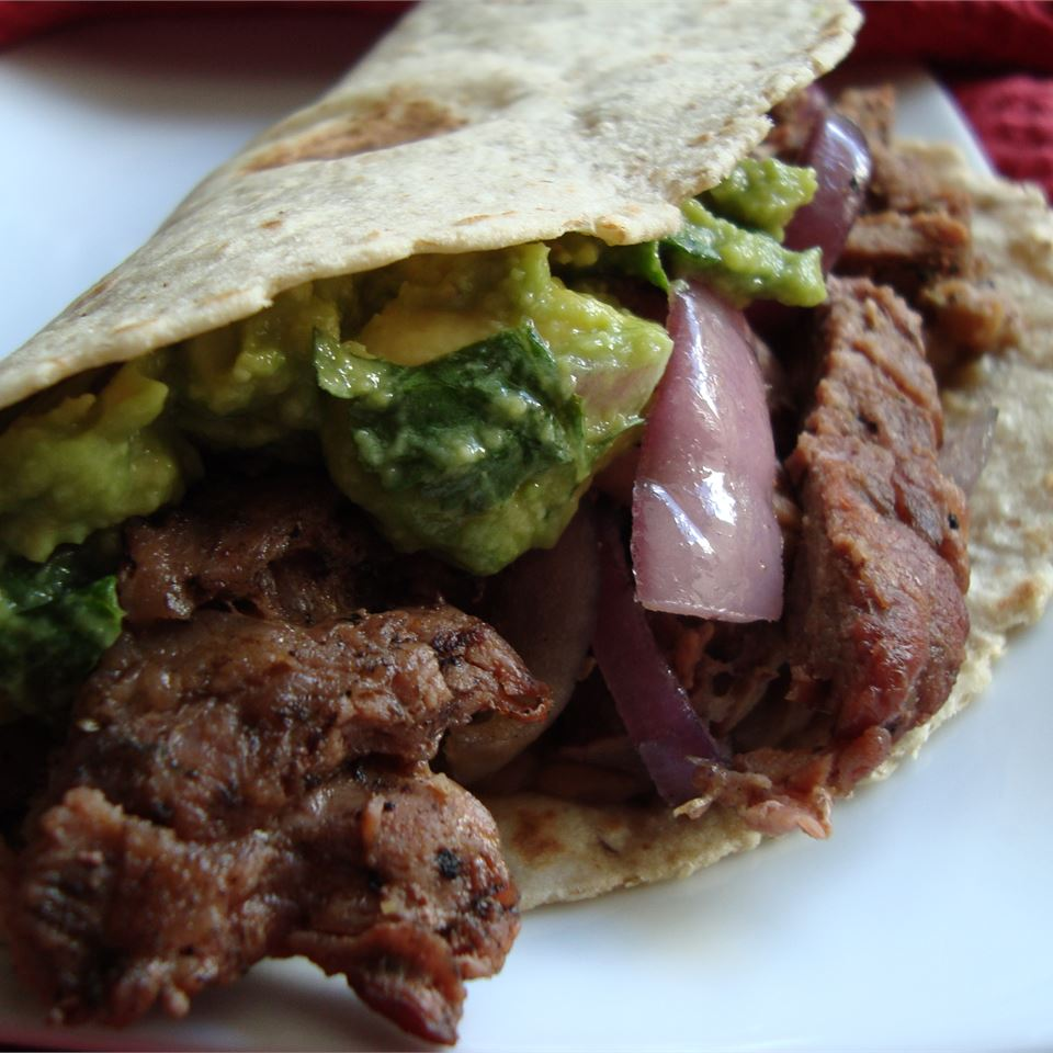 Arrachera (Skirt Steak Taco Filling) Angela F.