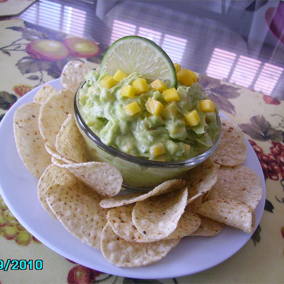 Mango Guacamole Christina