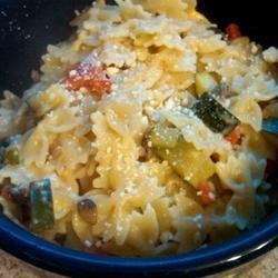 Portobello Mushroom Pasta lovestohost