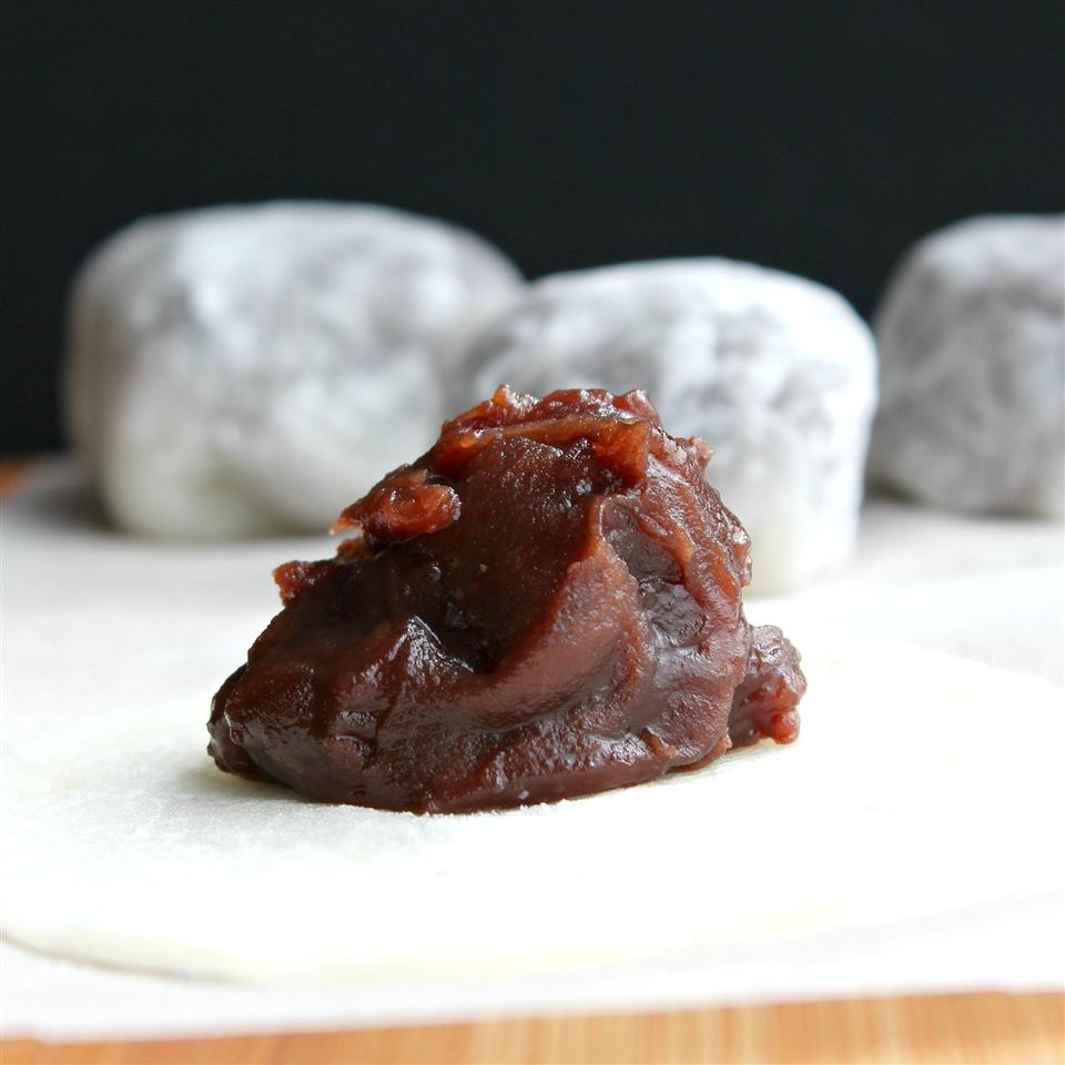 Anko (Sweet Red Bean Paste)