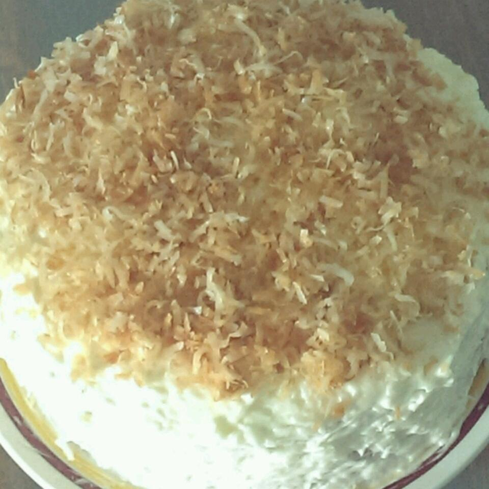 Coconut Cake III Mary Jane Snyder
