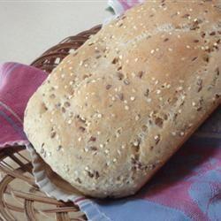 Hearty Multigrain Bread larkspur