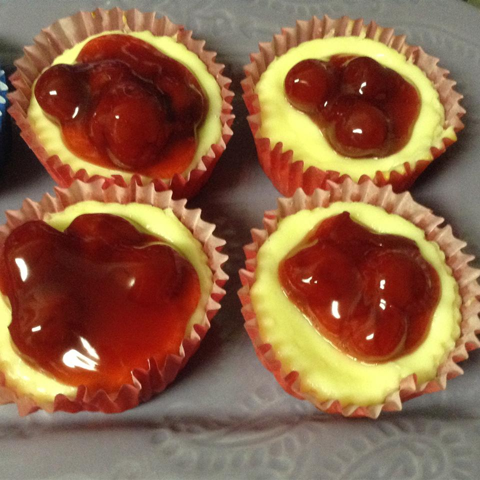 Mini Cheesecakes willofgods