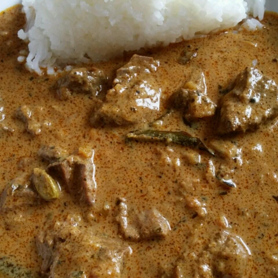Sri Lanka Beef Curry