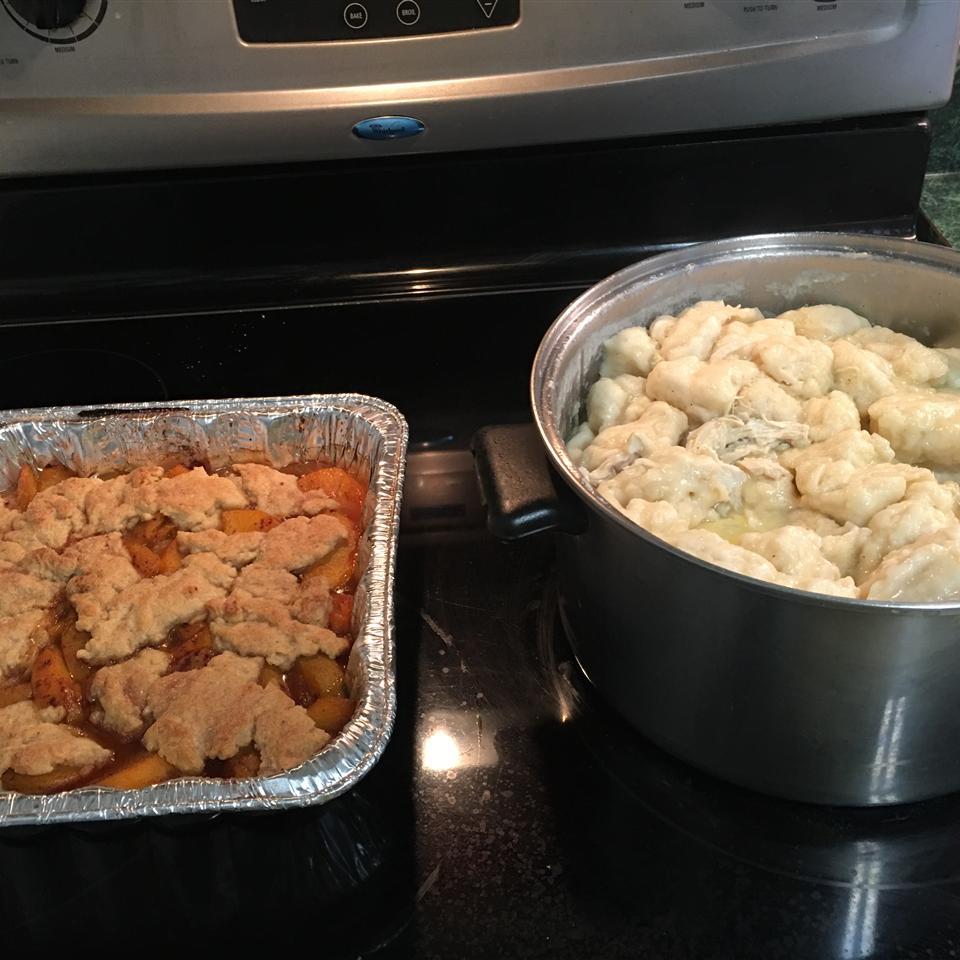 Super Easy Chicken and Dumplings Melanie Rodriguez