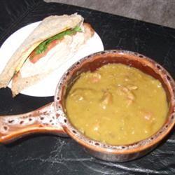 Hearty Split Pea Soup mrs.embee