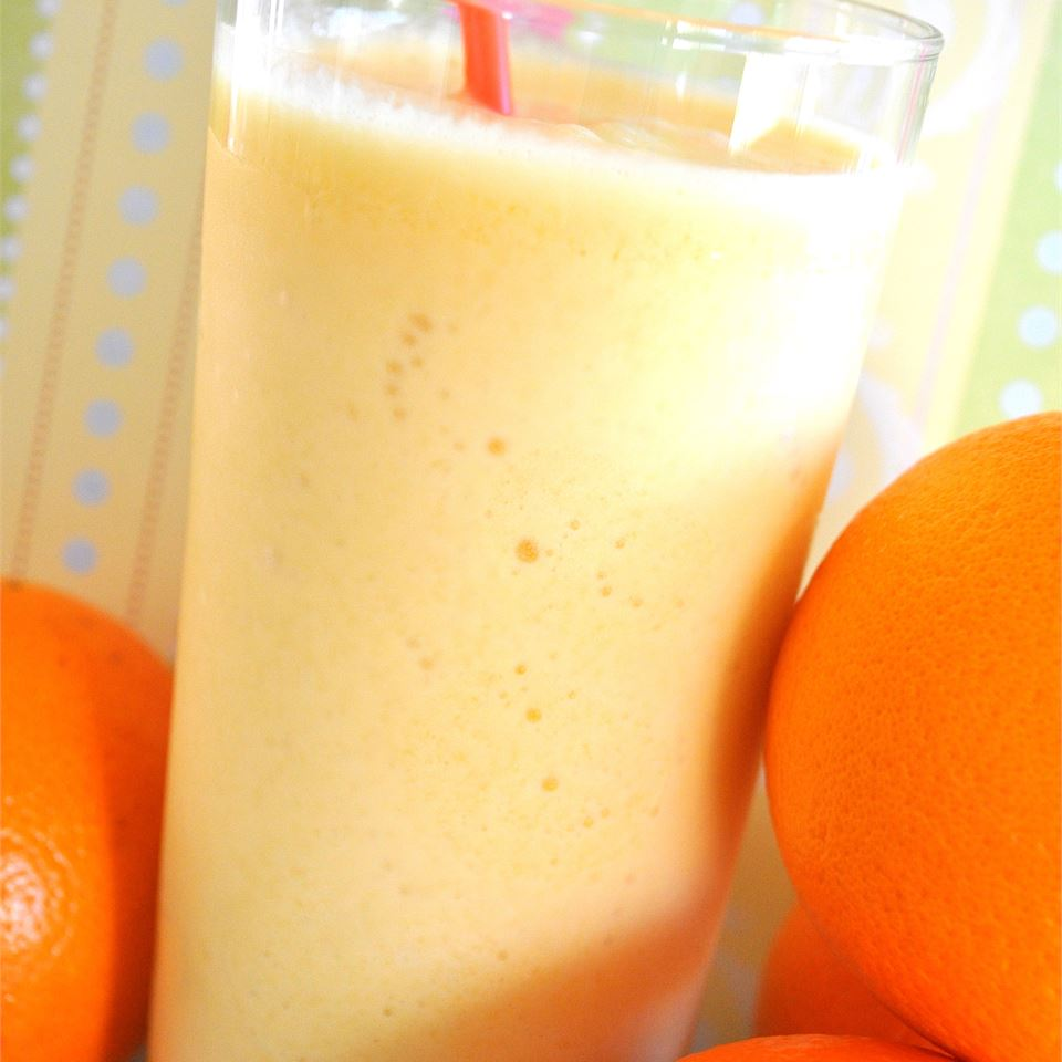 Orange Glorious I BROOKER57