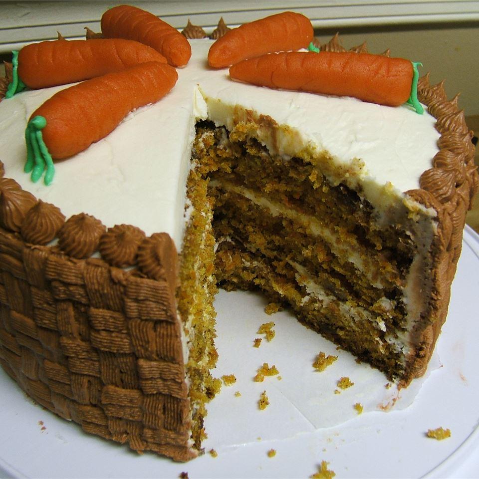 Carrot Cake I knitnbake