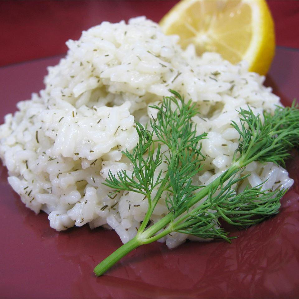 Lemon Dill Rice Dianne