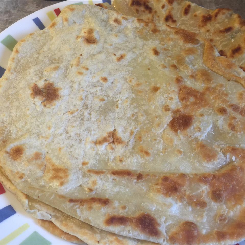 Roti Canai/Paratha (Indian Pancake)