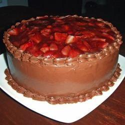 Sour Cream Chocolate Frosting Teresa Martinez