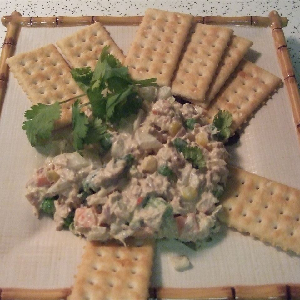 Asian Spicy Tuna Salad integra98jdm