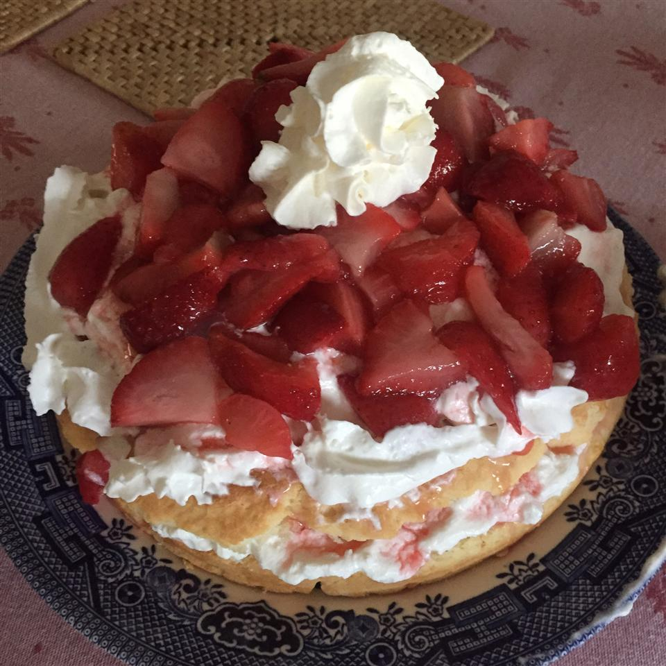 Strawberry Shortcake HPR
