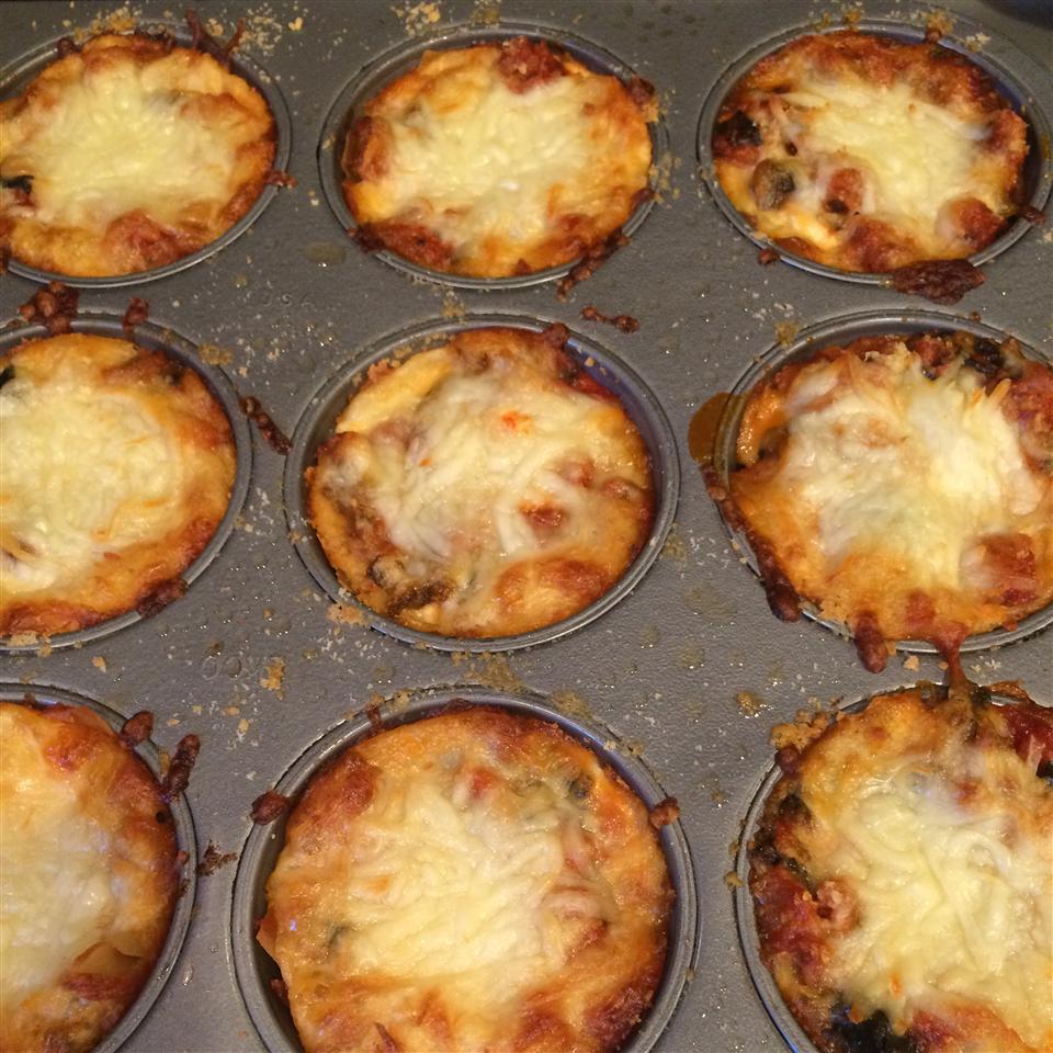 Lasagna Cupcakes Rakale