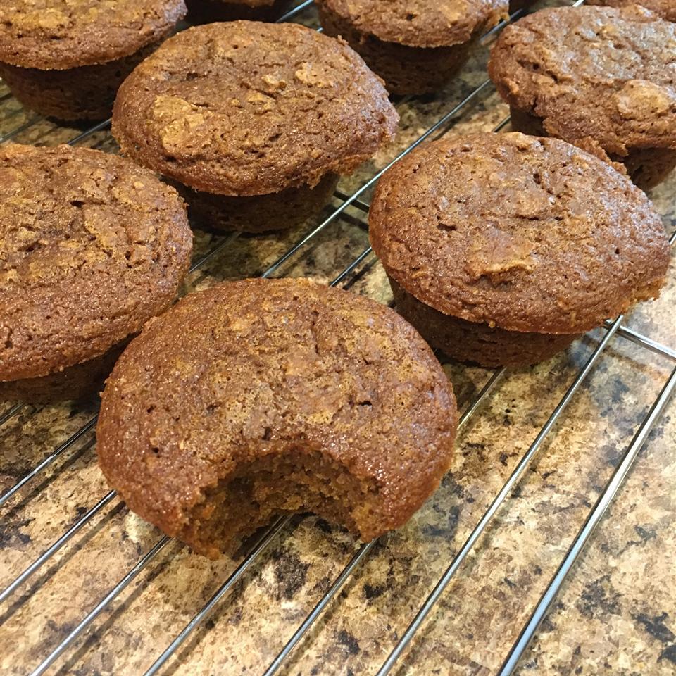 Molasses Bran Muffins Heather
