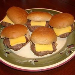 Baby Burgers on Baguettes ~TxCin~ILove2Ck