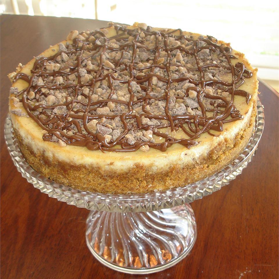 Toffee Bar Cheesecake