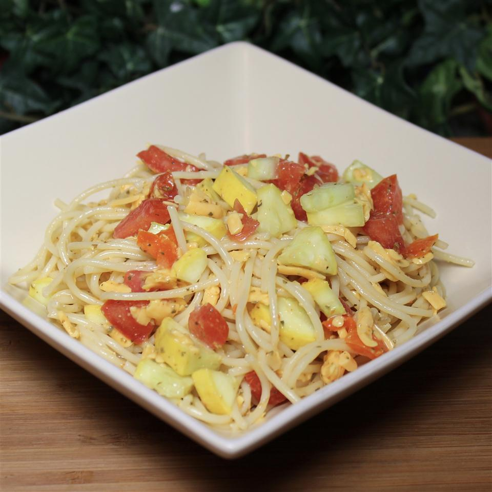 Spaghetti Salad III Paula
