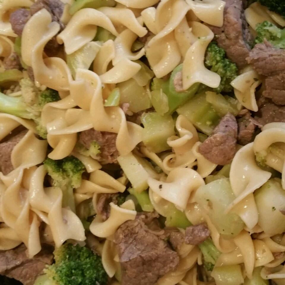 Broccoli Beef II Fab5mommy