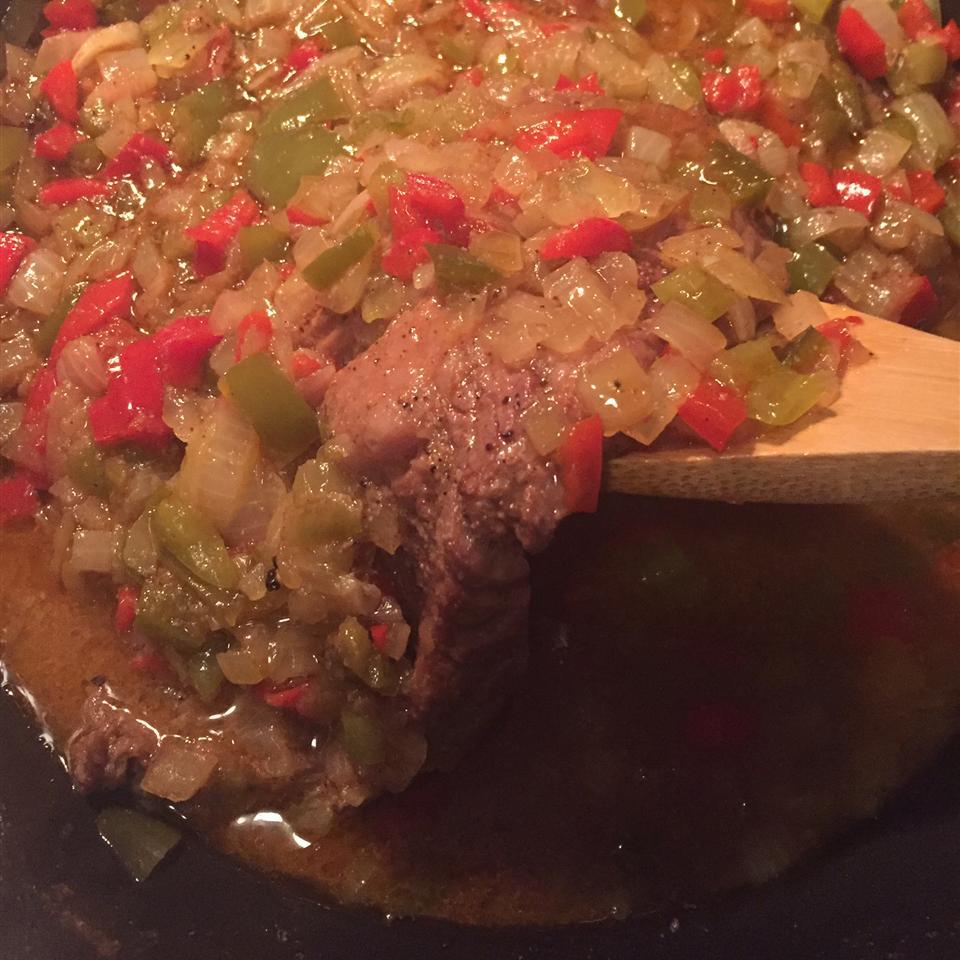 Grace Love's Smothered Steak Jim Nethercott