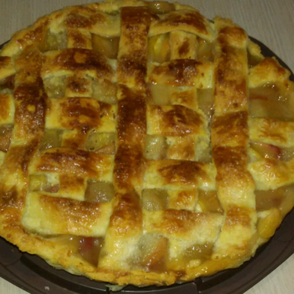 Peach Pie Zeinab Vosough