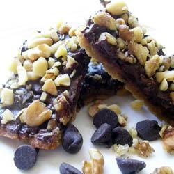 Toffee Nut Cookies Timiah