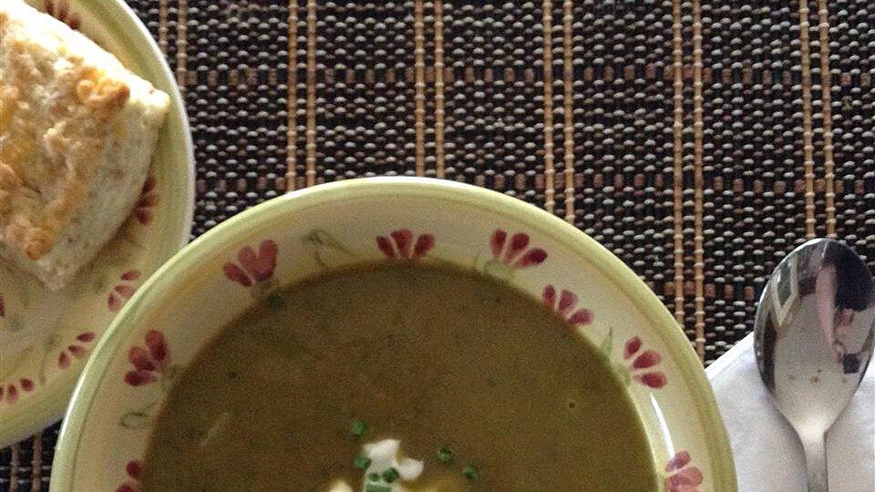 Baba's Best Sorrel Soup