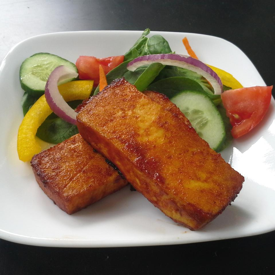 Perfect Grilled Tofu Rock_lobster