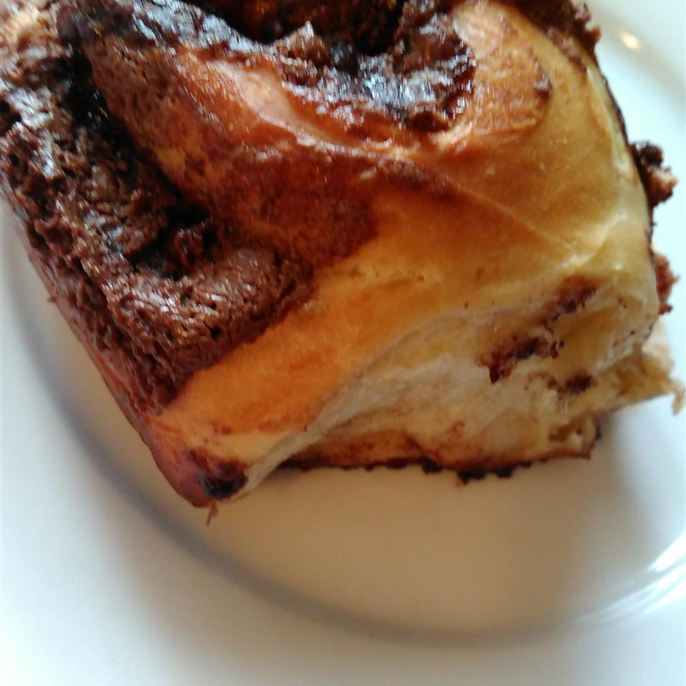 Chocolate Hazelnut Rolls