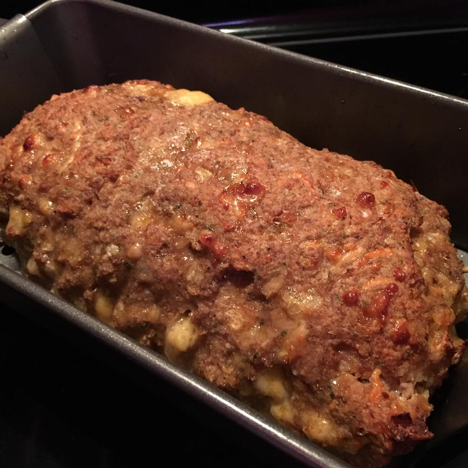 Cheesy Meatloaf image