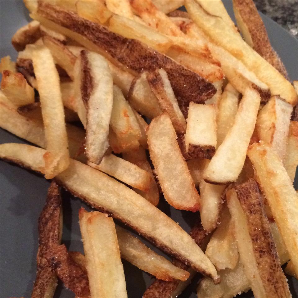 Chef John's French Fries seecode