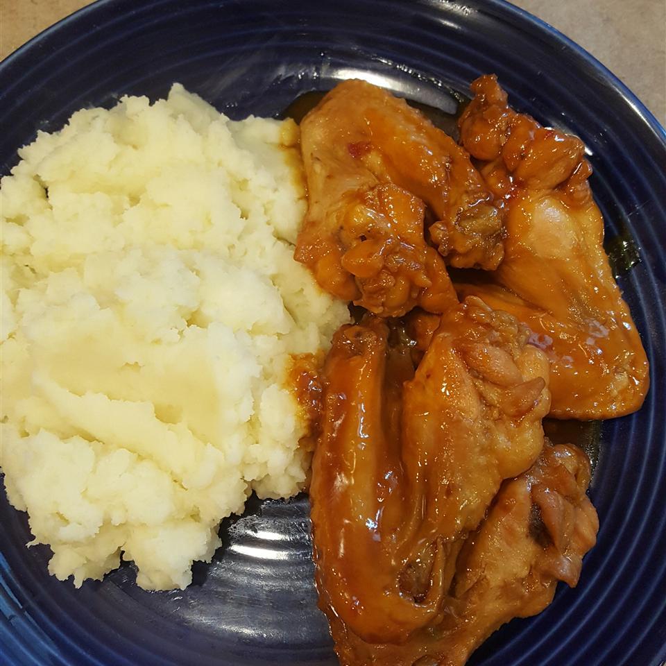 Spicy Chinese Chicken Wings Irene Sullivan