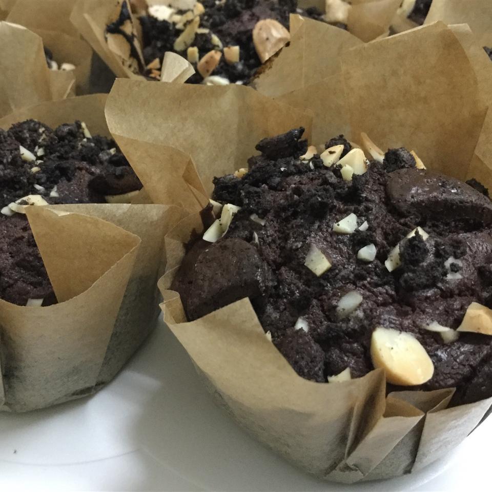Moist Chocolate Muffins Eda Shah
