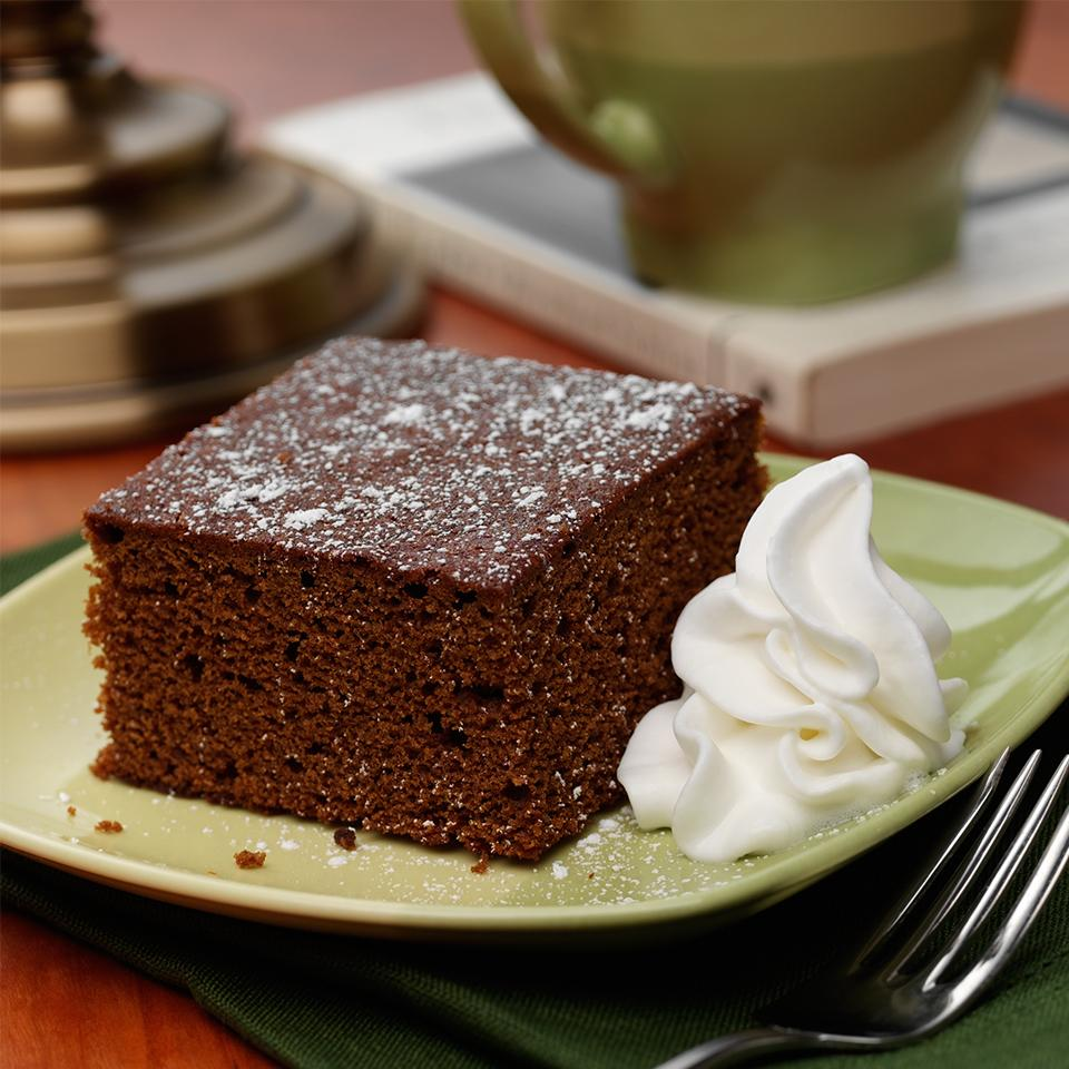 Old-Fashioned Gingerbread Reddi-wip