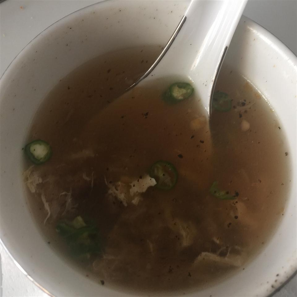 Chef John's Spanish Garlic Soup (Sopa de Ajo) Shama
