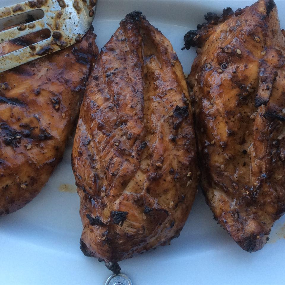 Delectable Marinated Chicken Kristen Collier