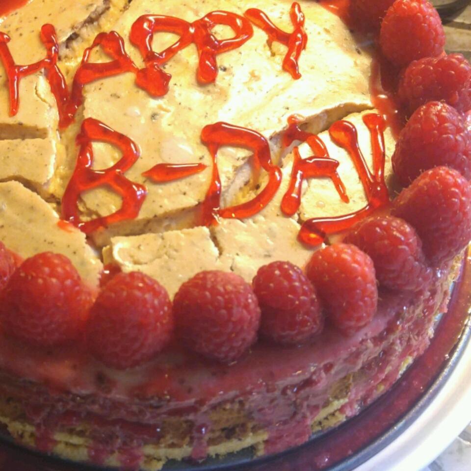Chocolate-Raspberry Cheesecake Lyndsay Rae