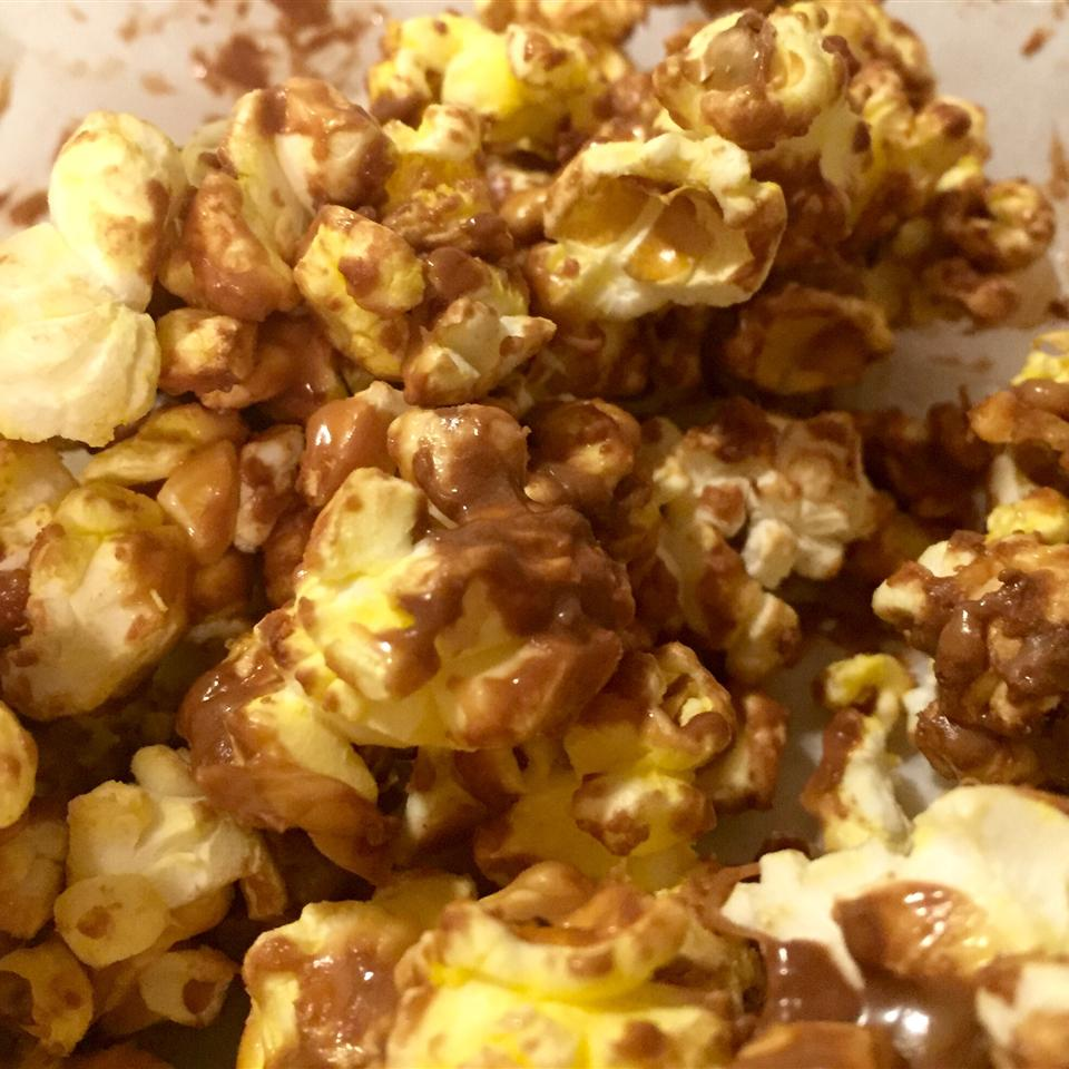 Candy Bar Popcorn Jessica