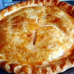 Rhubarb Pie IV CKE