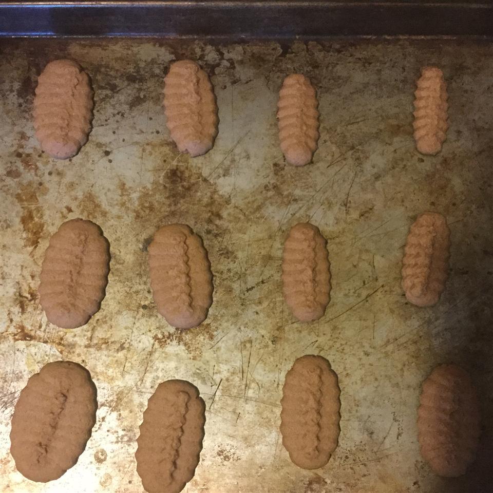 Chocolate Spritz (Cookie Press) Robert Sanders