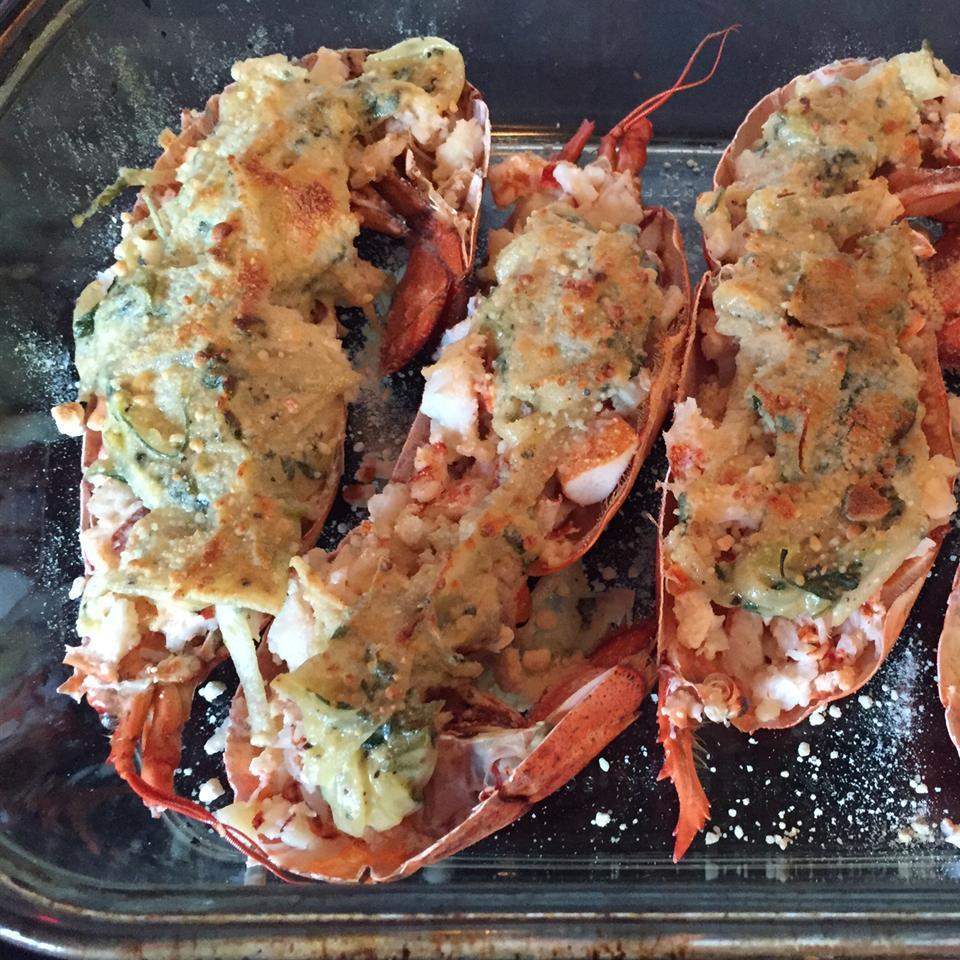 Lobster Thermidor Bryan Mark
