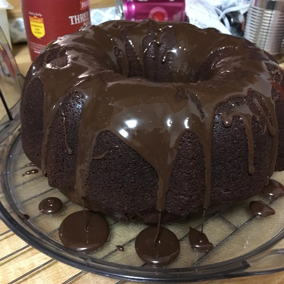 Easy Chocolate Bundt Cake Glaze Martha Loven