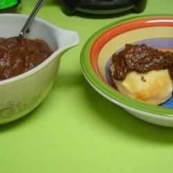 Chocolate Gravy II AliDot